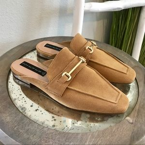 Steven by Steve Madden | Tan Leather Rilee Mule